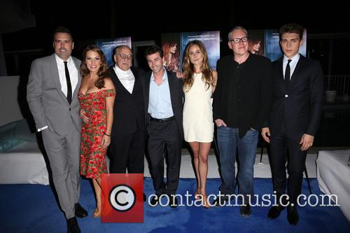 Braxton Pope, Tenille Houston, Paul Schrader, James Deen, Amanda Brooks, Bret Easton Ellis and Nolan Gerard Funk