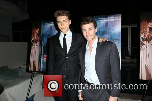 Nolan Gerard Funk and James Deen 2