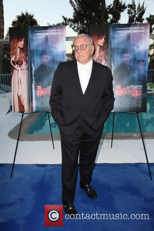 IFC Films THE CANYONS LA Premiere