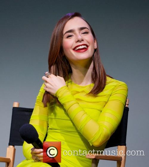 Lily Collins 15