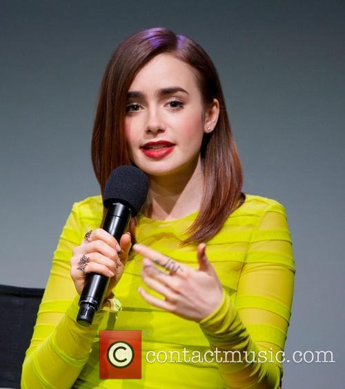 Lily Collins 29