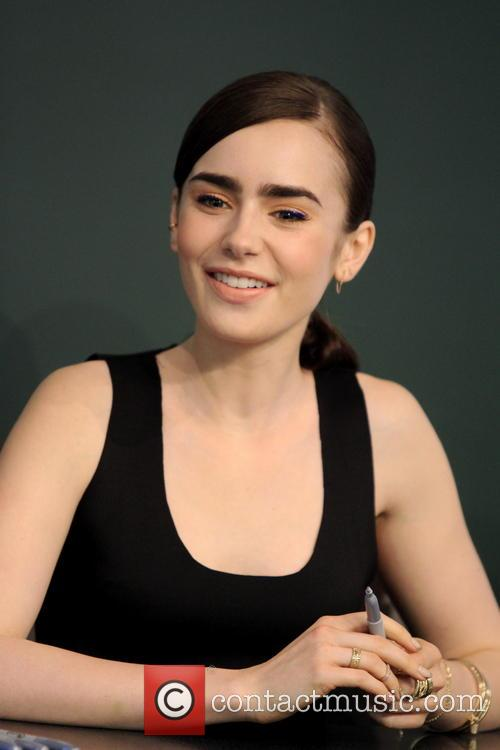 Lily Collins 9