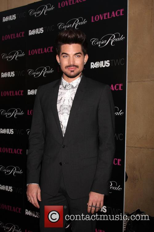 Adam Lambert, Egyptian Theater