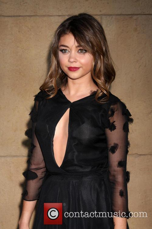 Sarah Hyland, Egyptian Theater