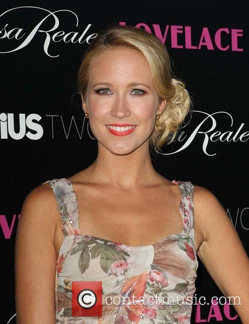 Anna Camp, the Egyptian Theatre