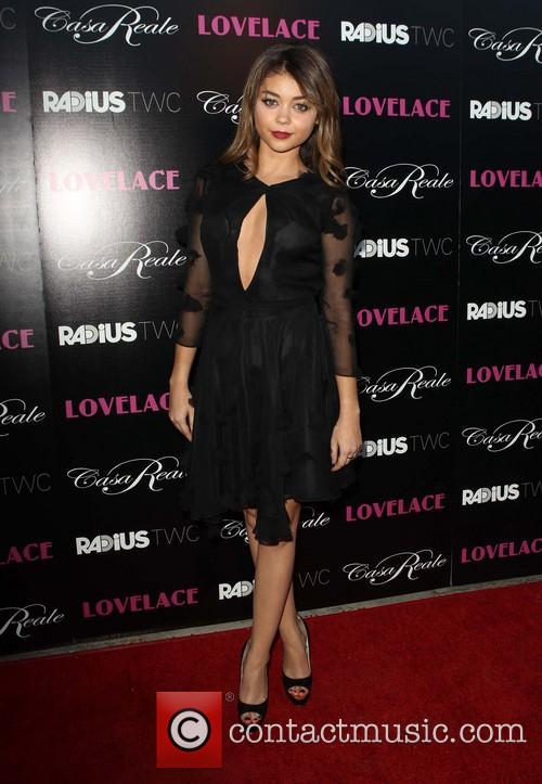 Sarah Hyland, the Egyptian Theatre