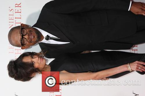 Forest Whitaker and Wife 1