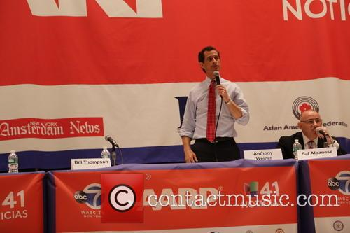 anthony weiner primary mayoral town hall forum 3801510