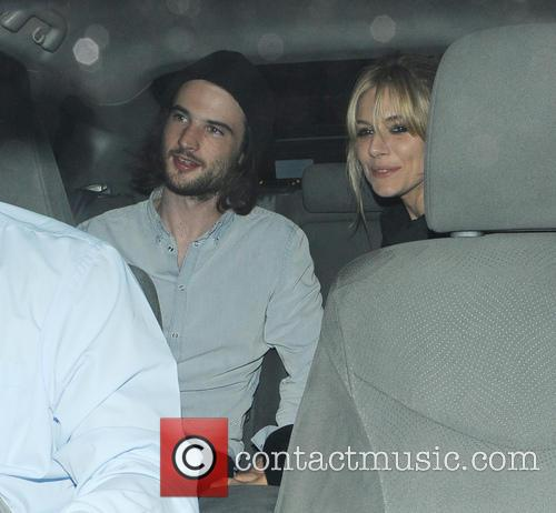 Sienna Miller and Tom Sturridge 3