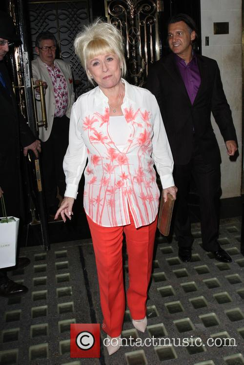 Barbara Windsor Celebrates Birthday