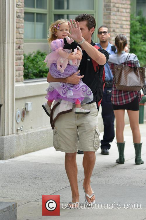 Jason Hoppy with daughter Bryn Hoppy