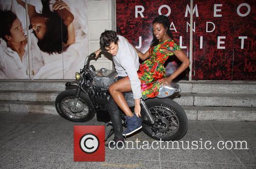 Orlando Bloom and Condola Rashad 4