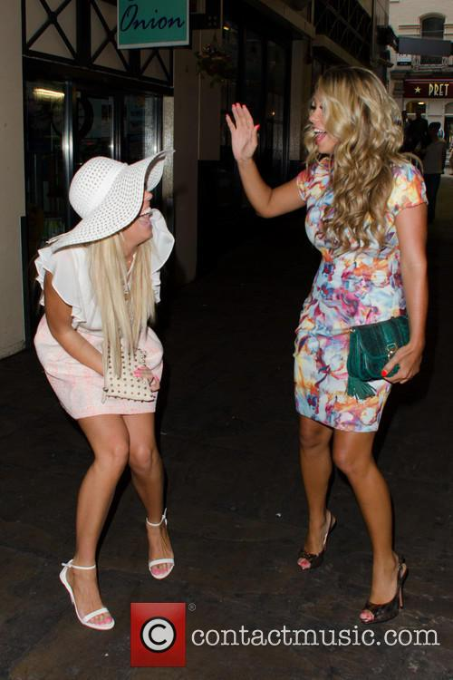 Aisleyne Horgan-wallace and Bianca Gascoigne 3