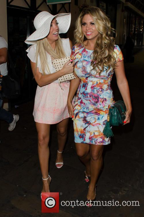 Aisleyne Horgan-wallace and Bianca Gascoigne 5