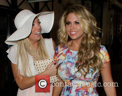Aisleyne Horgan-wallace and Bianca Gascoigne 6
