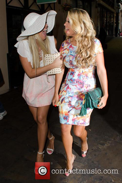 Aisleyne Horgan-wallace and Bianca Gascoigne 7