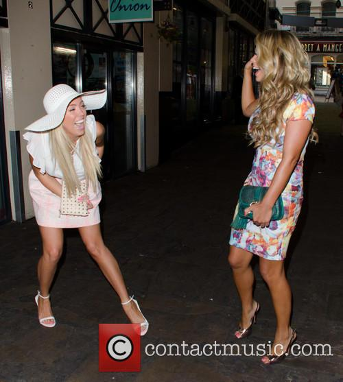 Aisleyne Horgan-wallace and Bianca Gascoigne 10