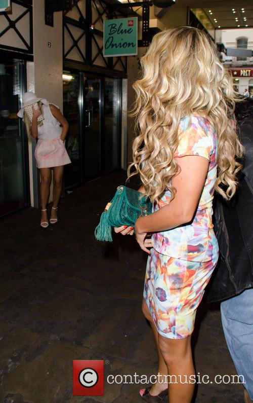 Aisleyne Horgan-wallace and Bianca Gascoigne 11