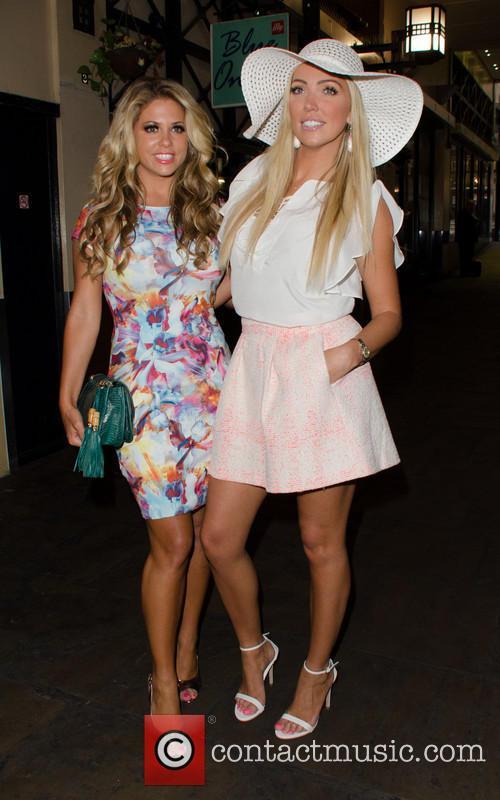 Bianca Gascoigne and Aisleyne Horgan-wallace 2