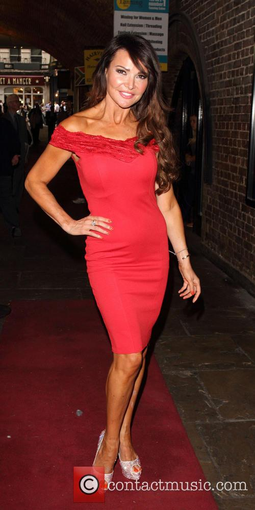 lizzie cundy wag the musical vip night 3802953