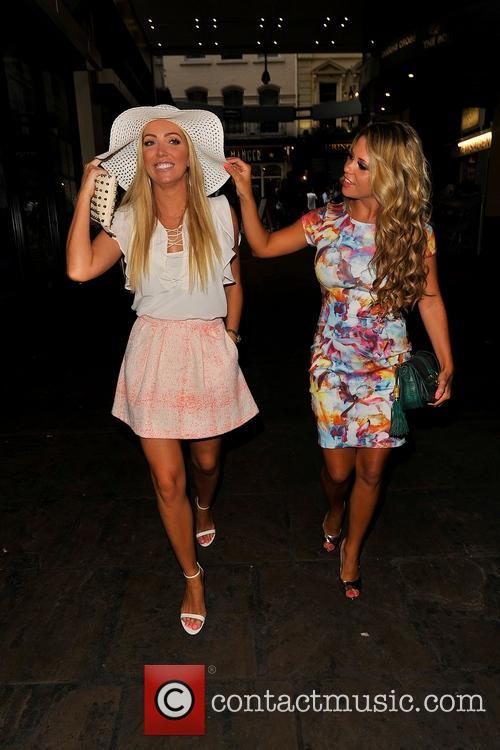 Aisleyne Horgan-Wallace and Bianca Gascoigne 12