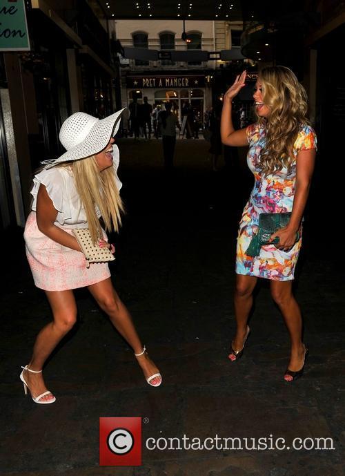 Aisleyne Horgan-Wallace and Bianca Gascoigne 16