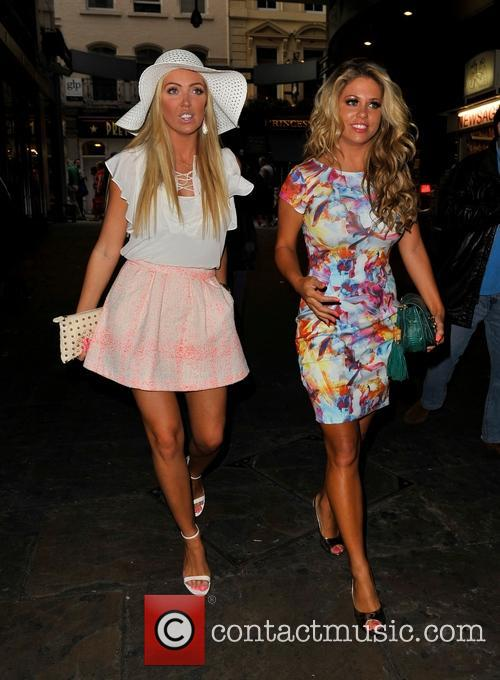 Aisleyne Horgan-wallace and Bianca Gascoigne 1