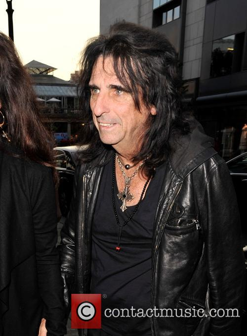 alice cooper alice cooper and wife sheryl 3803094