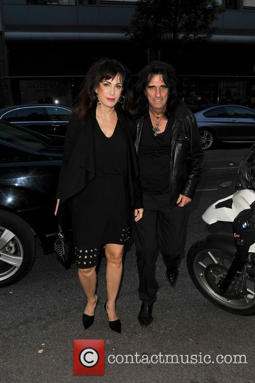 Alice Cooper and Sheryl Cooper 3