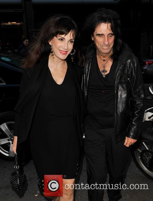 Alice Cooper and Sheryl Cooper 4