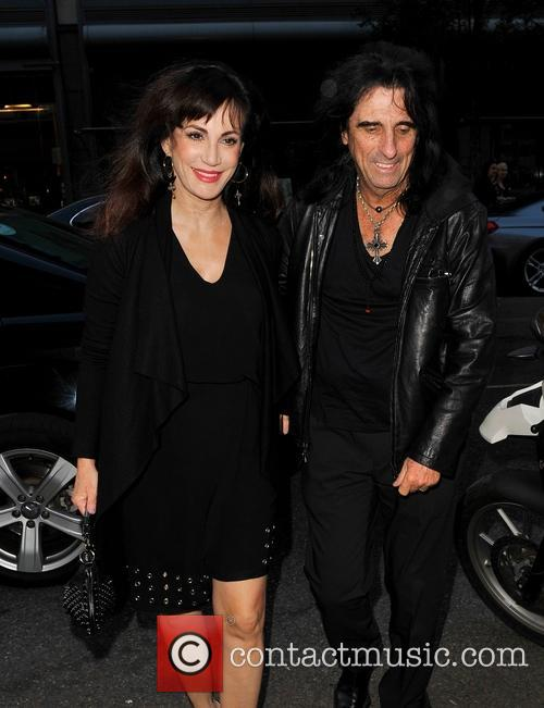 Alice Cooper and Sheryl Cooper 5