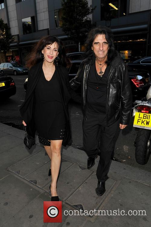 Alice Cooper and Sheryl Cooper 7