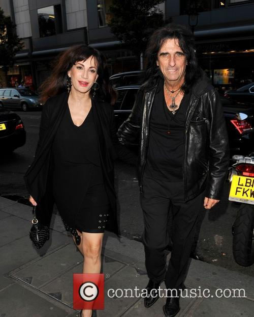 Alice Cooper and Sheryl Cooper 8
