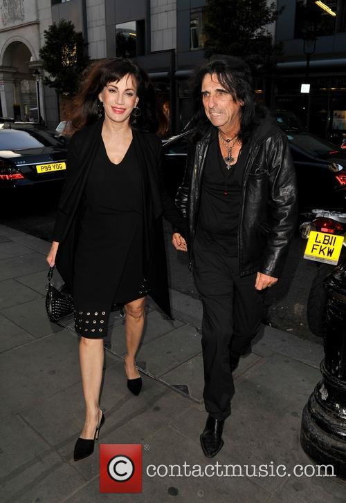 Alice Cooper and Sheryl Cooper 9