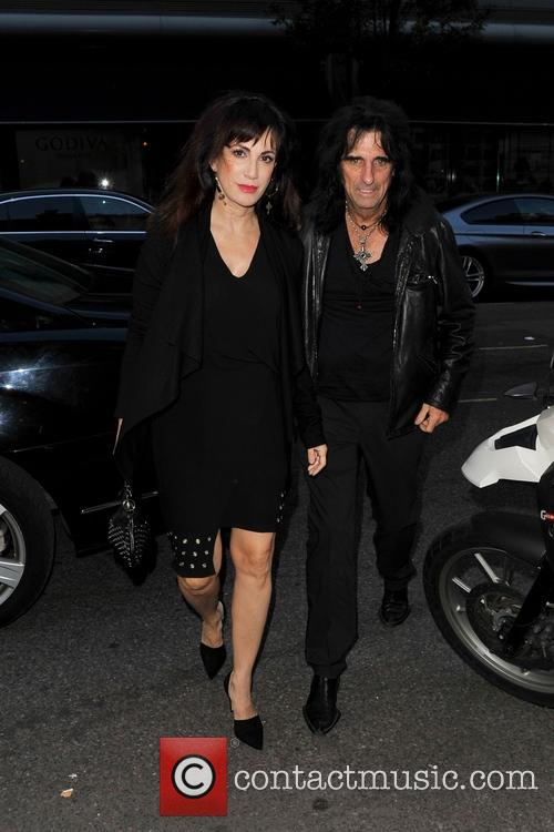 Alice Cooper and Sheryl Cooper 10