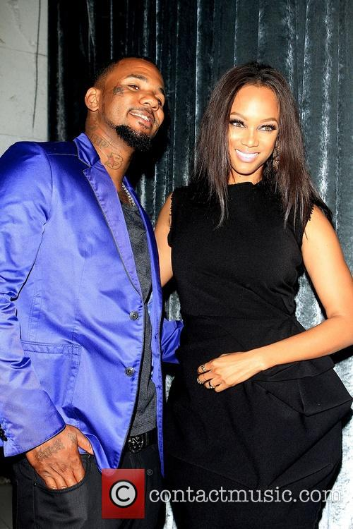 The Game and Tyra Banks 4