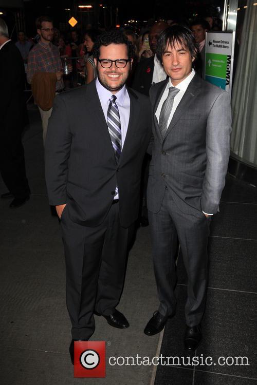 Josh Gad and Joshua Michael Stren 2