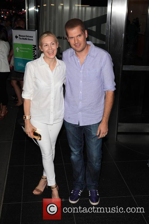 Kelly Rutherford and Guest 2