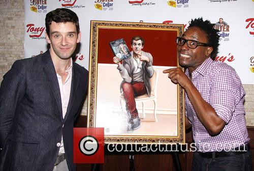 Michael Urie and Billy Porter 3