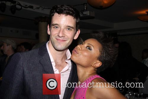 Michael Urie and Shalita Grant 2