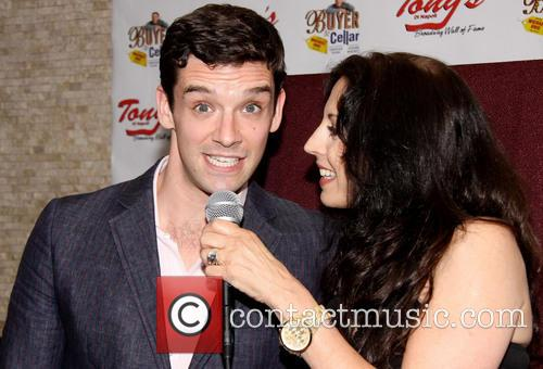 Michael Urie and Valerie Smaldone 1