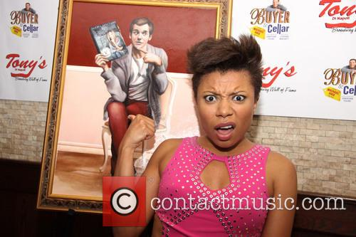 Michael Urie and Shalita Grant 7