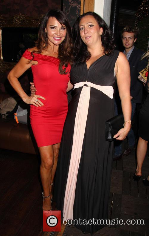 Lizzie Cundy and Alyssa Kyria 5