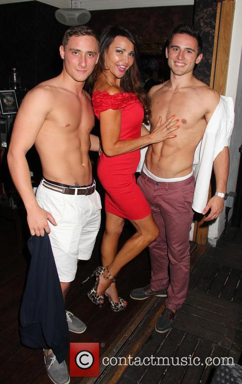 Lizzie Cundy, Matt Phelan and Rory Phelan 4