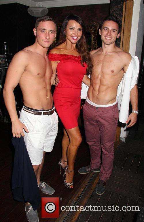 Lizzie Cundy, Matt Phelan and Rory Phelan 9