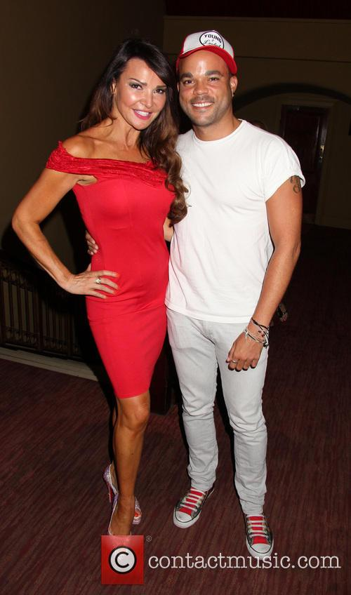 Lizzie Cundy and Nate James 8