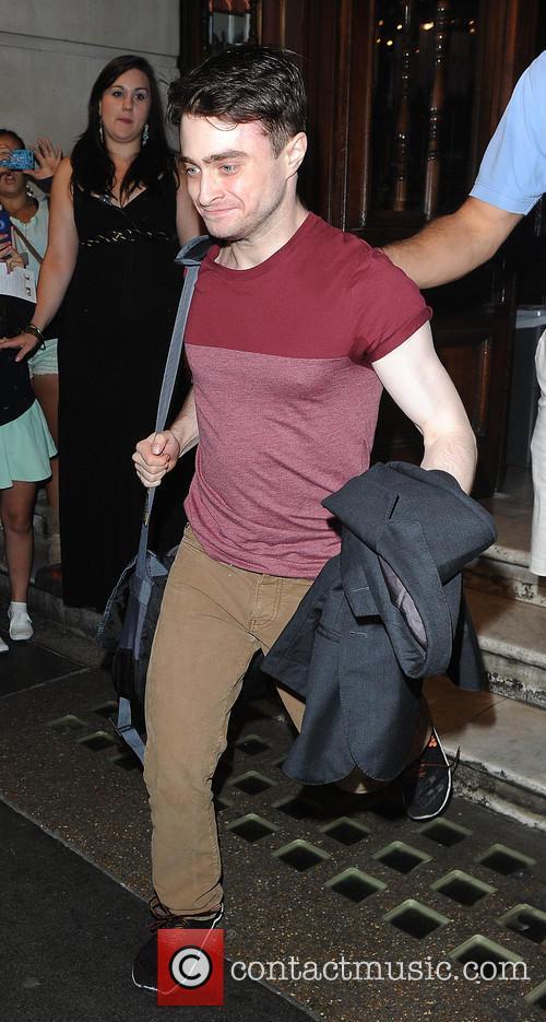 Daniel Radcliffe Leaving Noel Coward Theatre