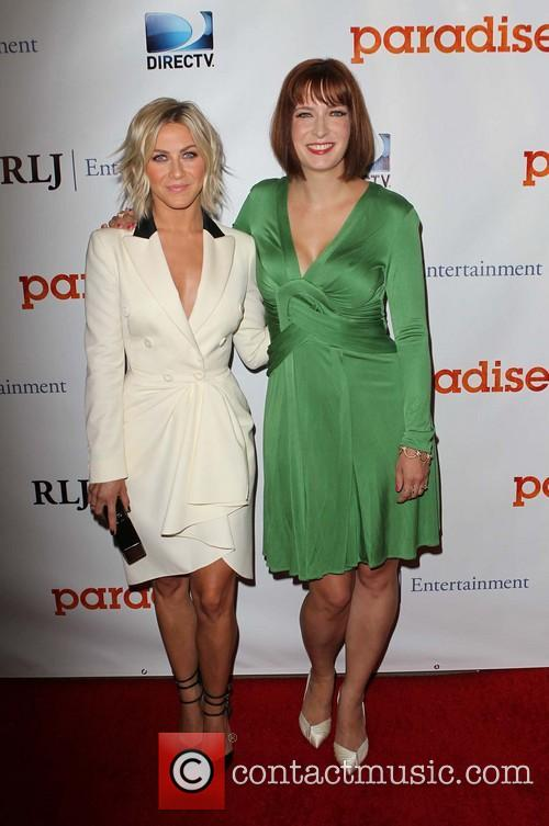 Julianne Hough and Diablo Cody 3