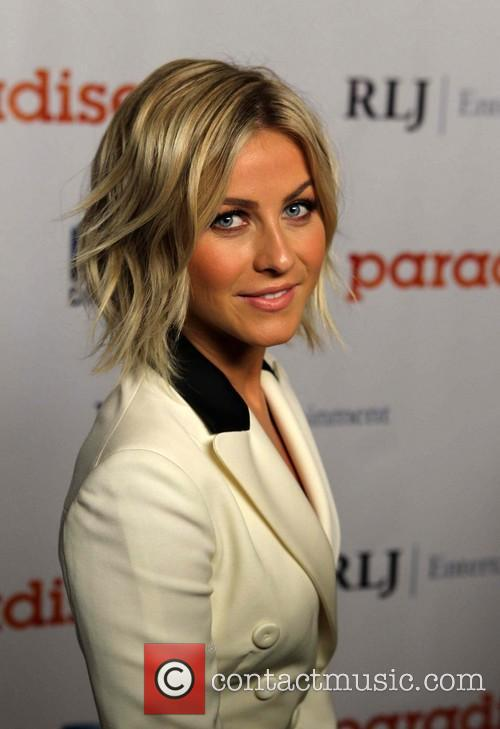 Julianne Hough 22
