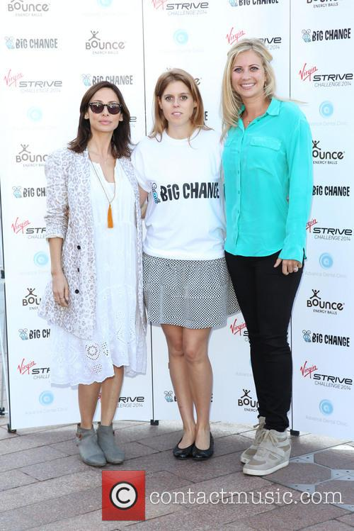 Natalie Imbruglia, Princess Beatrice Of York and Holly Branson 3